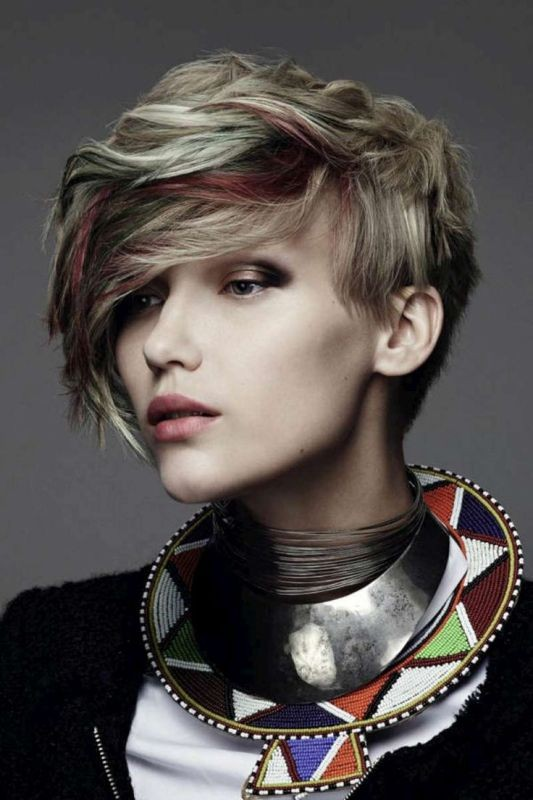 bangs-1 20+ Hottest Haircuts & Hairstyles for Women in 2020