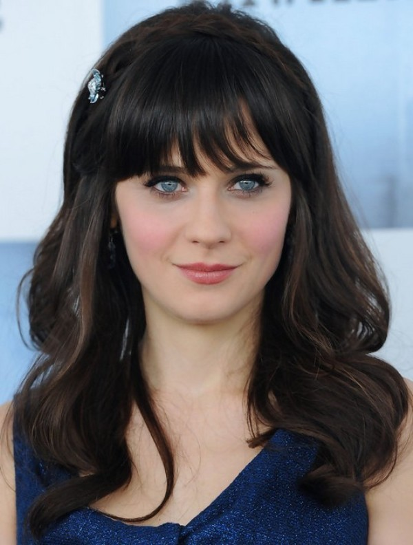 bangs-5 20+ Hottest Haircuts & Hairstyles for Women in 2020