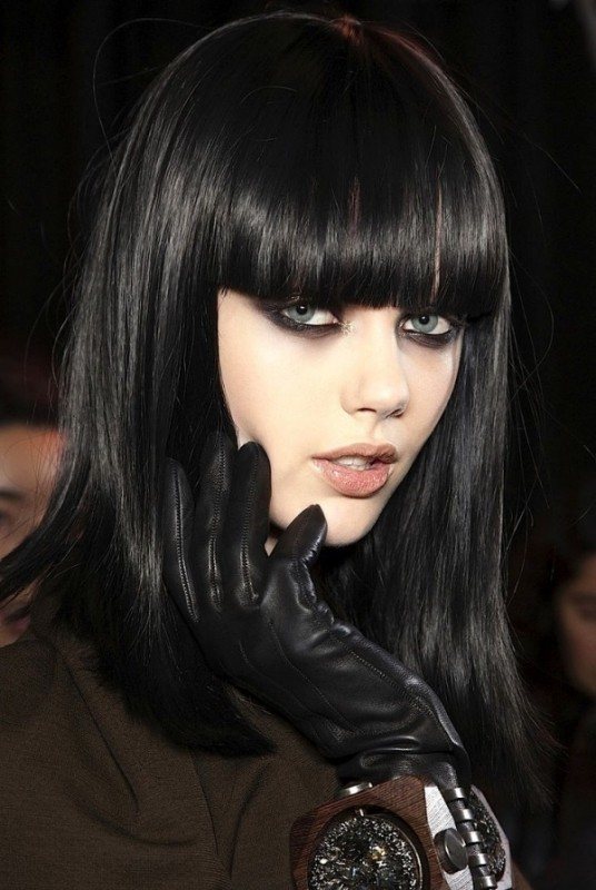 black-hair-3 31+ Marvelous Hair Color Trends for Women in 2020