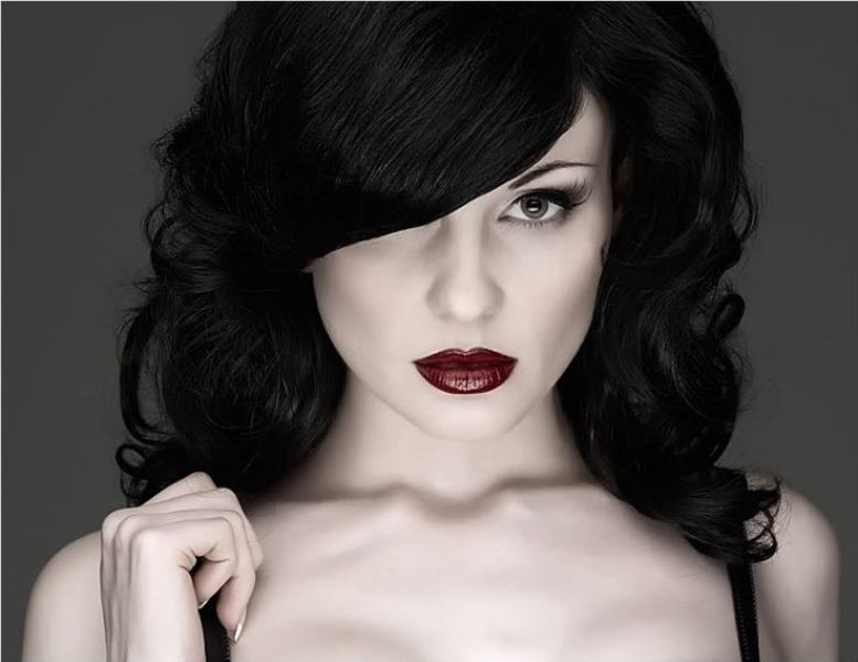 black-hair-5 31+ Marvelous Hair Color Trends for Women in 2020