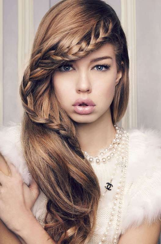 braided-hairstyles-1 20+ Hottest Haircuts & Hairstyles for Women in 2018