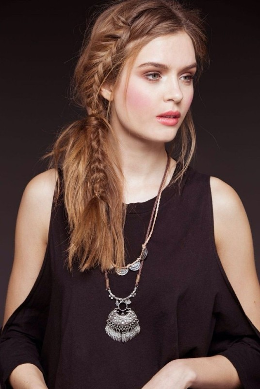 braided-hairstyles-4 20+ Hottest Haircuts & Hairstyles for Women in 2020