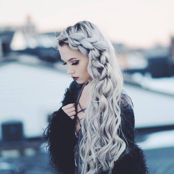braided-hairstyles-8 20+ Hottest Haircuts & Hairstyles for Women in 2020