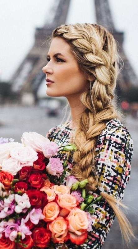 braided-hairstyles 20+ Hottest Haircuts & Hairstyles for Women in 2018