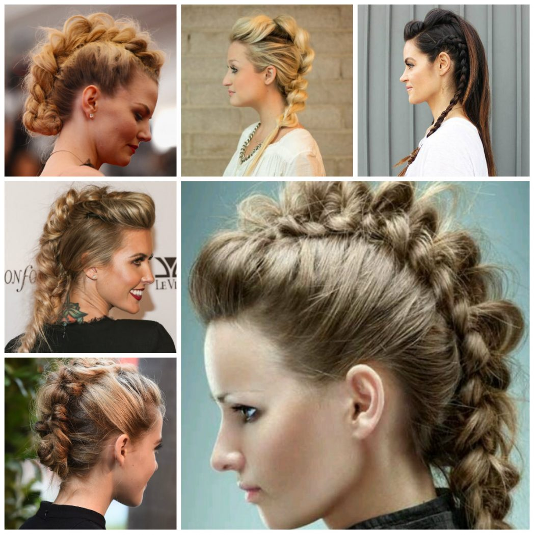 braided-mohawk-hairstyles-2016 Most Trendy Classic Prom Hairstyles of Long Hairs