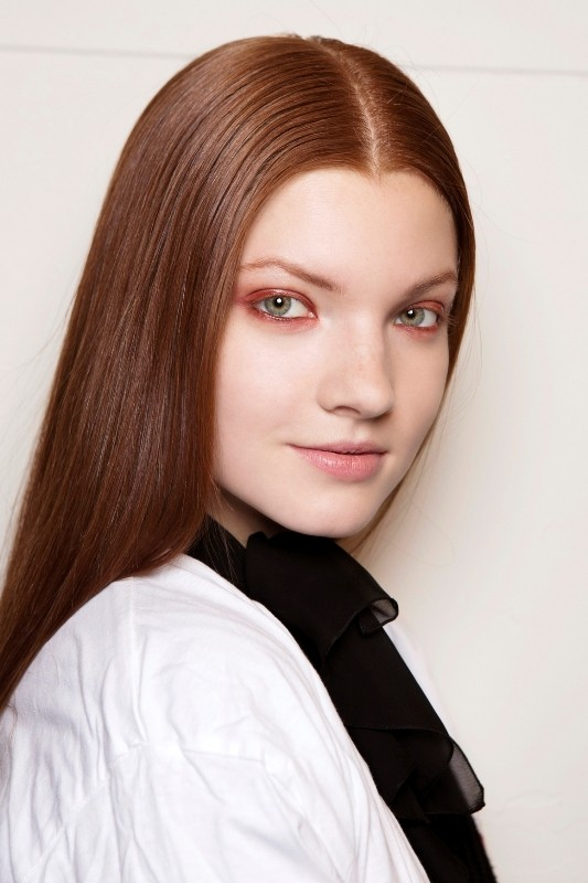 center-part-2 20+ Hottest Haircuts & Hairstyles for Women in 2020
