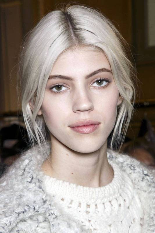 center-part-3 20+ Hottest Haircuts & Hairstyles for Women in 2020