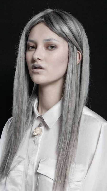 center-part 20+ Hottest Haircuts & Hairstyles for Women in 2020