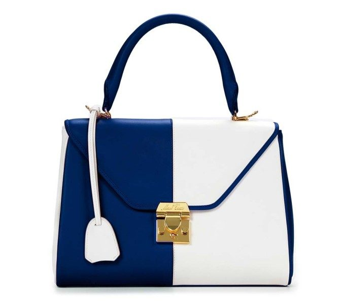 colorblocked-handbags-2 26+ Awesome Handbag Trends for Women in 2020