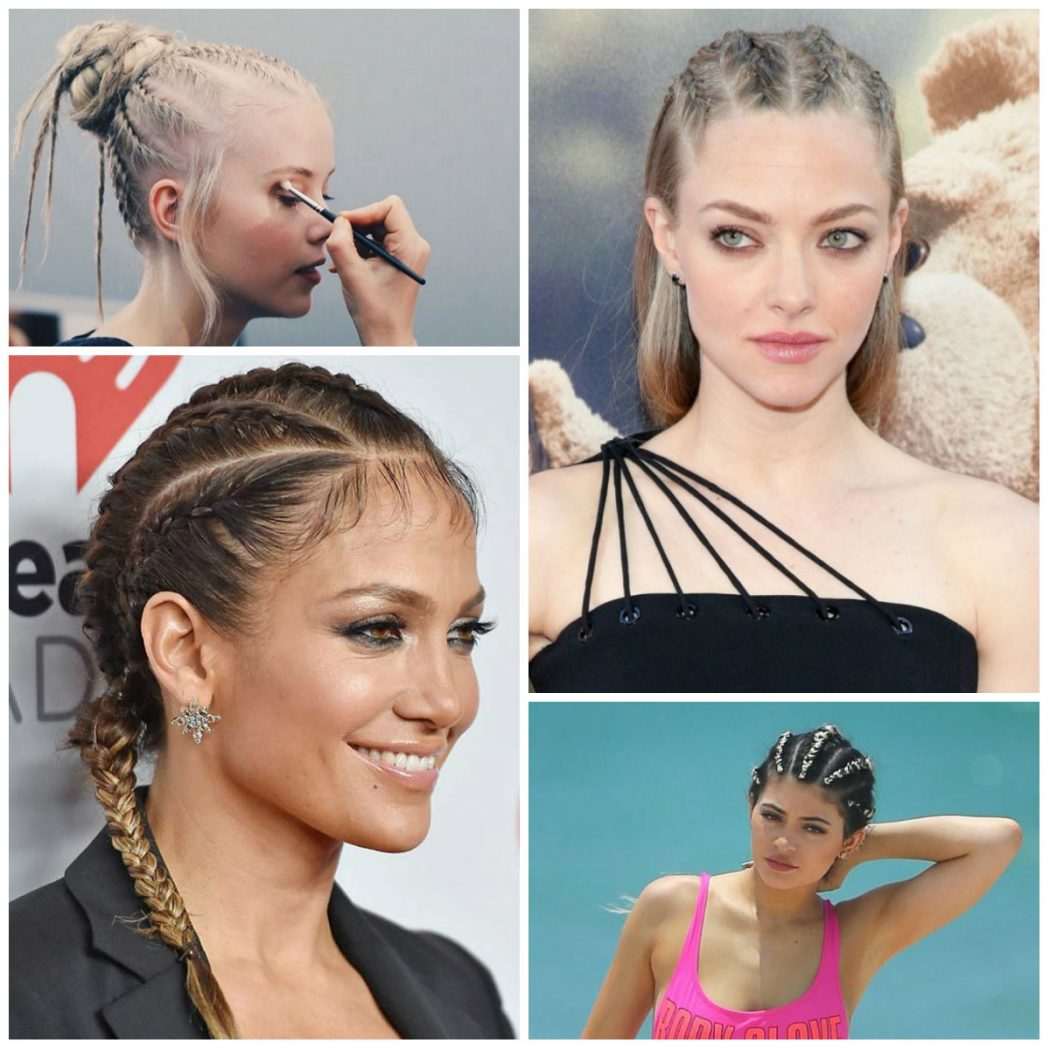 cornrow-braids-hairstyles-2017 Most Trendy Classic Prom Hairstyles of Long Hairs