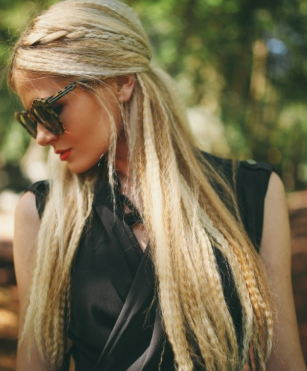crimped-hair-8 20+ Hottest Haircuts & Hairstyles for Women in 2018