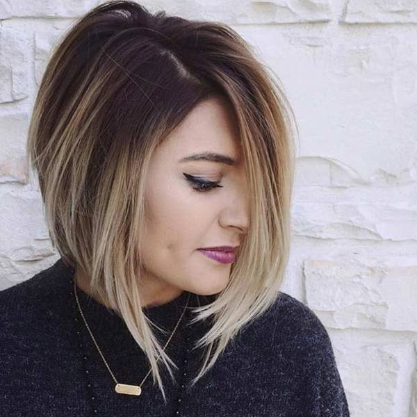 deep-side-part-5 20+ Hottest Haircuts & Hairstyles for Women in 2018