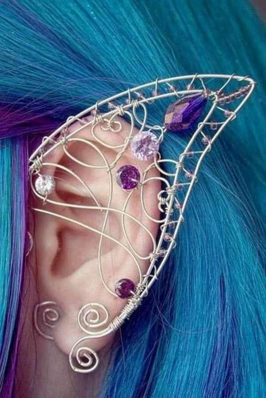 ear-cuffs-1 23+ Most Breathtaking Jewelry Trends in 2021 - 2022