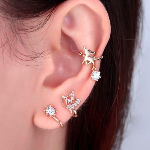 ear-cuffs-4 23+ Most Breathtaking Jewelry Trends in 2021 - 2022