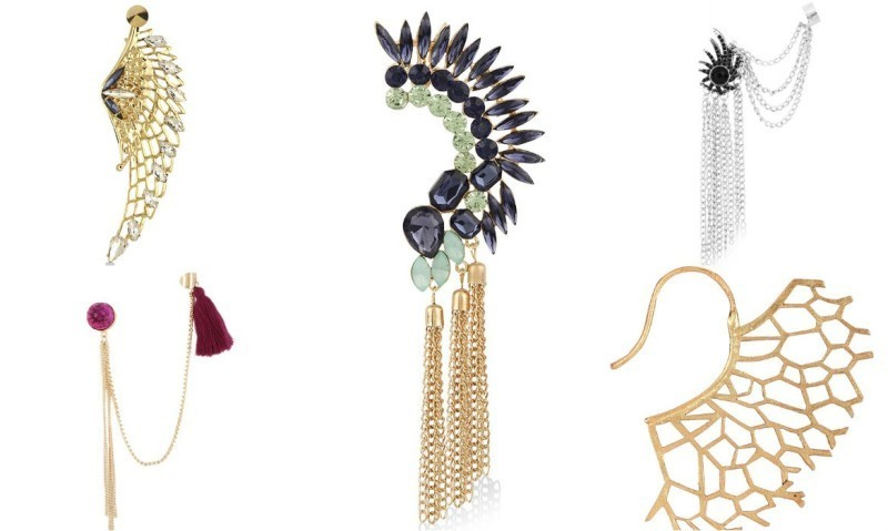 ear-cuffs-6 23 Most Breathtaking Jewelry Trends in 2017