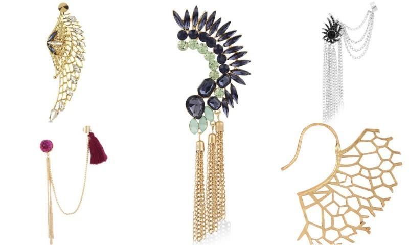 ear-cuffs-6 23 Most Breathtaking Jewelry Trends in 2017