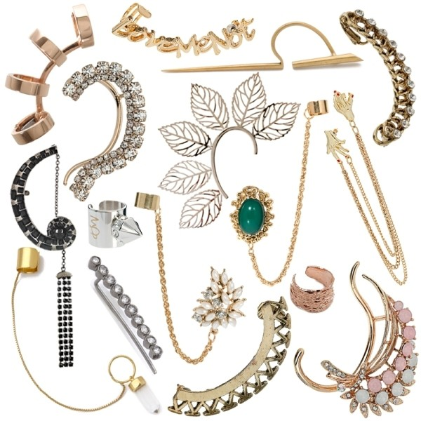 ear-cuffs-7 23 Most Breathtaking Jewelry Trends in 2017