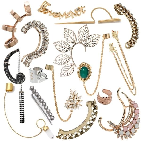 ear-cuffs-7 23 Most Breathtaking Jewelry Trends in 2017