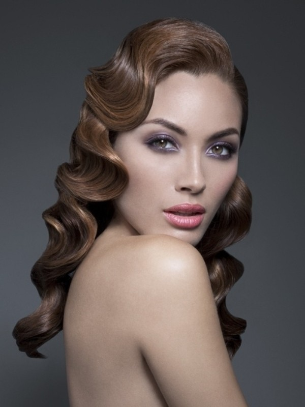 finger-waves-1 20+ Hottest Haircuts & Hairstyles for Women in 2018
