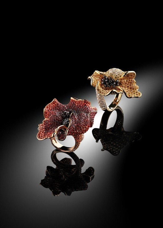 flora-and-fauna-jewelry-4 23+ Most Breathtaking Jewelry Trends in 2020