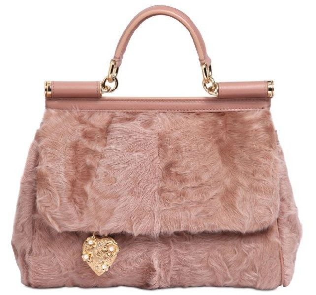fur-handbags-2 26+ Awesome Handbag Trends for Women in 2018
