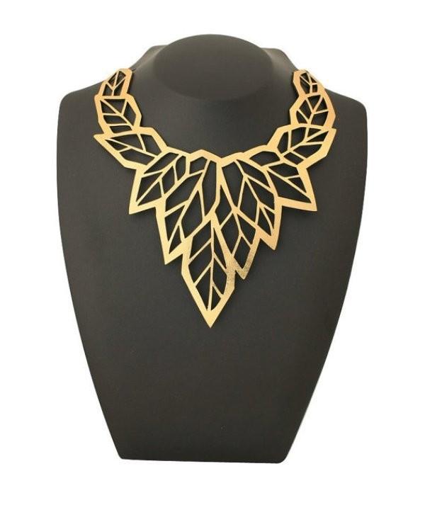 geometric-jewelry-3 23+ Most Breathtaking Jewelry Trends in 2020