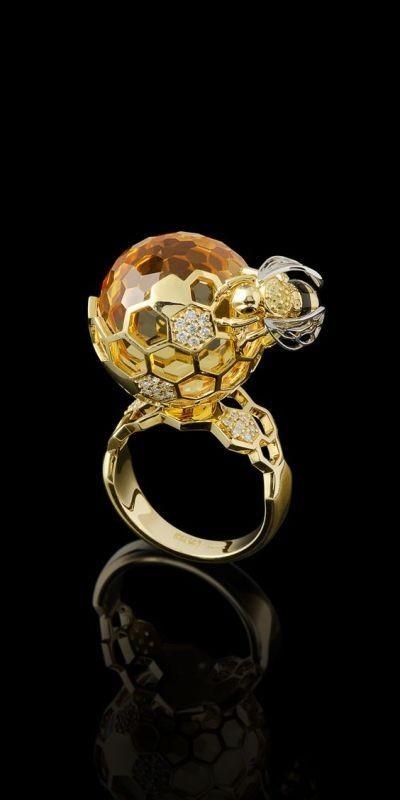 geometric-jewelry-4 23+ Most Breathtaking Jewelry Trends in 2020