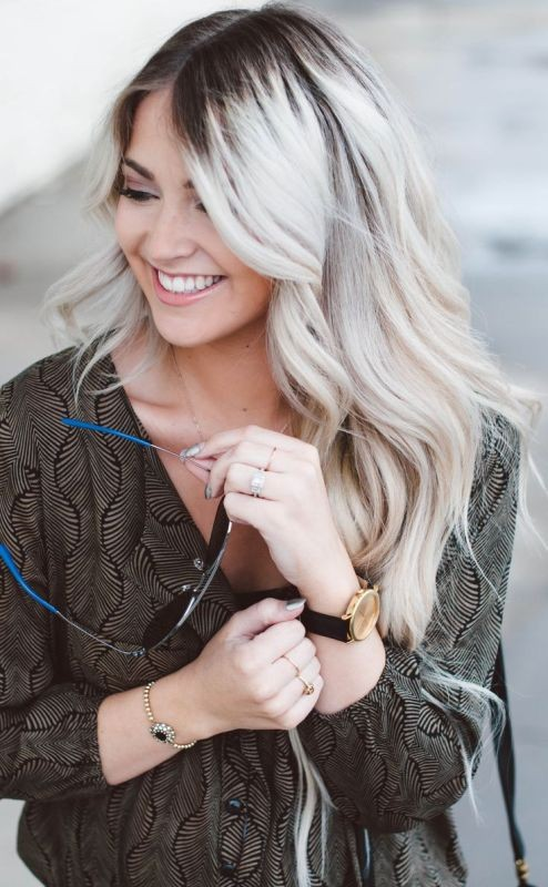 grown-out-roots-1 31+ Marvelous Hair Color Trends for Women in 2018