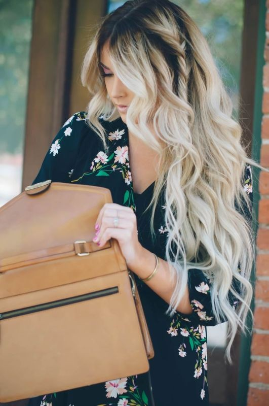 grown-out-roots-3 31+ Marvelous Hair Color Trends for Women in 2018