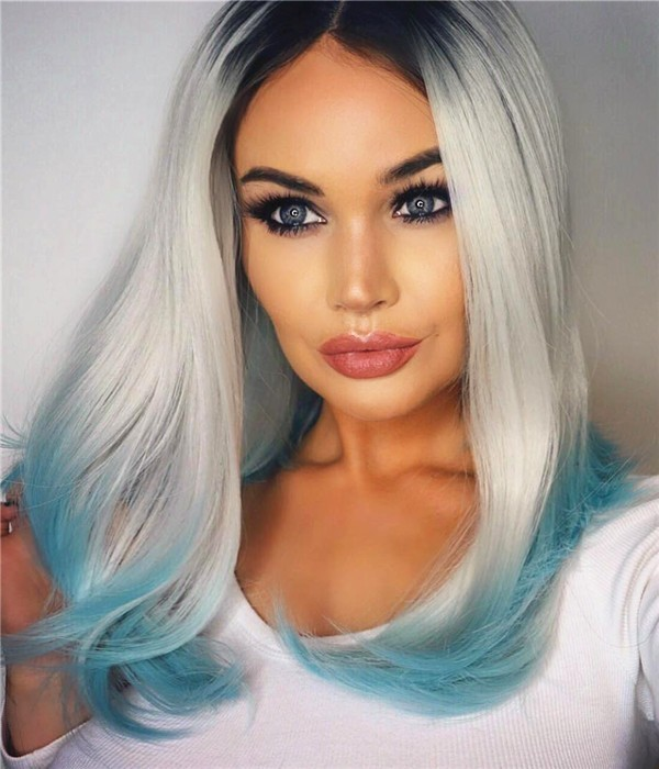 grown-out-roots-8 31+ Marvelous Hair Color Trends for Women in 2020