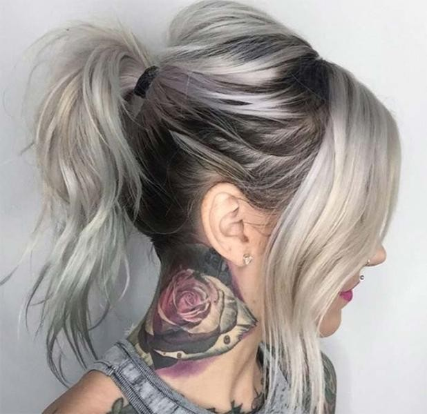 grown-out-roots-9 31+ Marvelous Hair Color Trends for Women in 2020