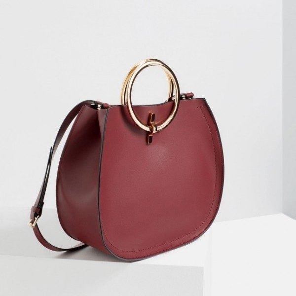 half-moon-4 26+ Awesome Handbag Trends for Women in 2020