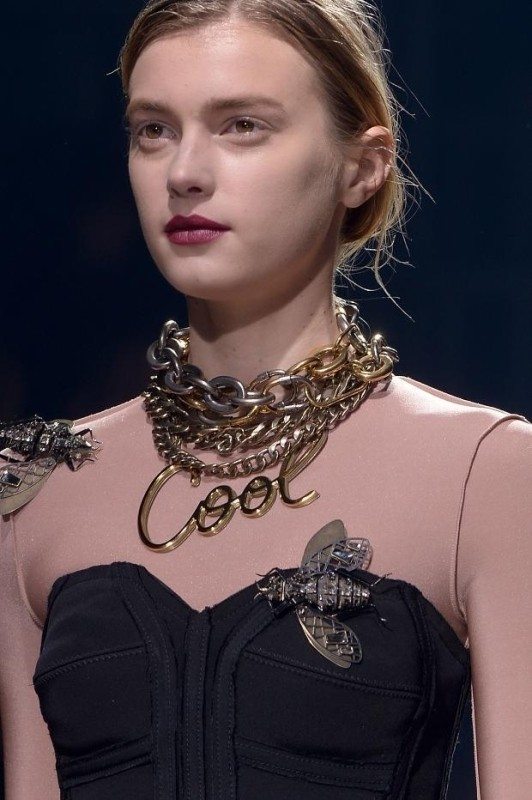 heavy-chains 23+ Most Breathtaking Jewelry Trends in 2021 - 2022