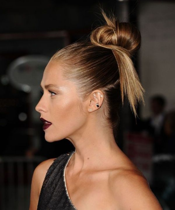 knotted-hairstyle-6 20+ Hottest Haircuts & Hairstyles for Women in 2020