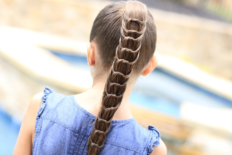 knotted-hairstyle-7 20+ Hottest Haircuts & Hairstyles for Women in 2020