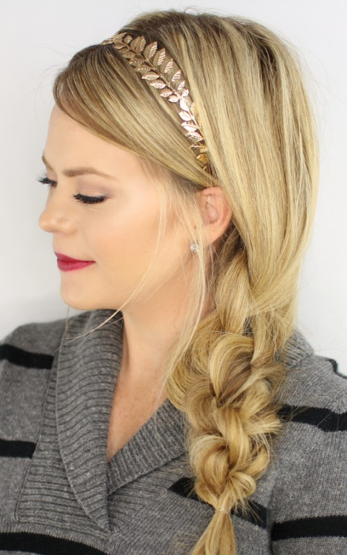knotted-hairstyle 11 Tips on Mixing Antique and Modern Décor Styles