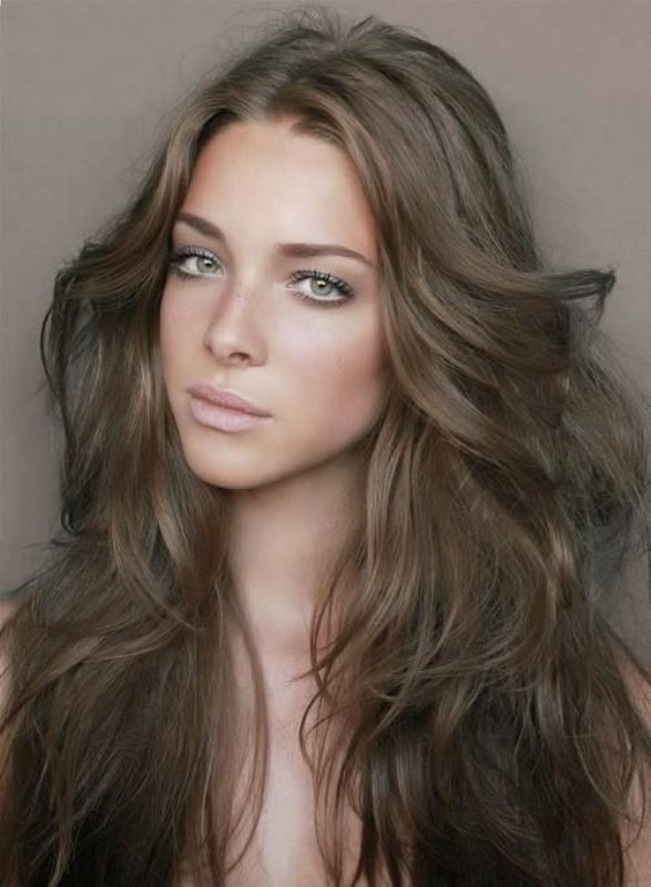 lighter-shades-of-brown-5 31+ Marvelous Hair Color Trends for Women in 2020