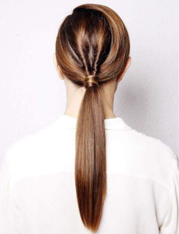 low-ponytail-3 20+ Hottest Haircuts & Hairstyles for Women in 2020