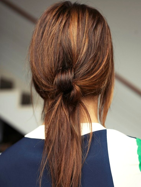 low-ponytail-4 20+ Hottest Haircuts & Hairstyles for Women in 2020