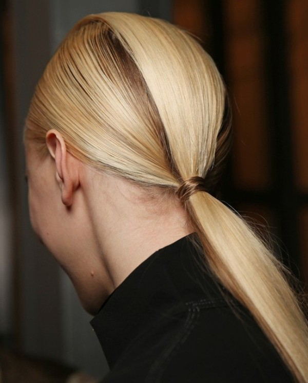 low-ponytail-6 20+ Hottest Haircuts & Hairstyles for Women in 2018