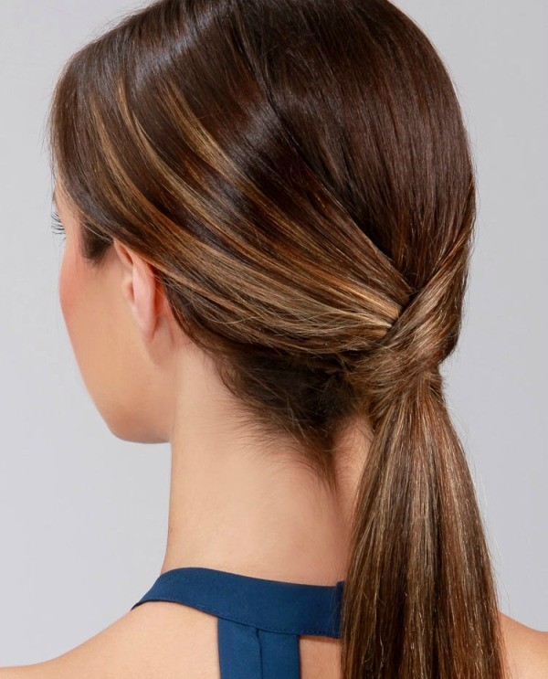 low-ponytail-7 20+ Hottest Haircuts & Hairstyles for Women in 2020