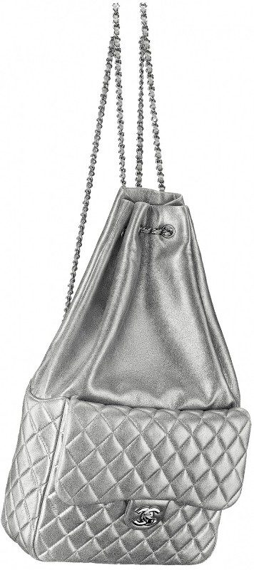 metallic-handbags-1 26+ Awesome Handbag Trends for Women in 2020