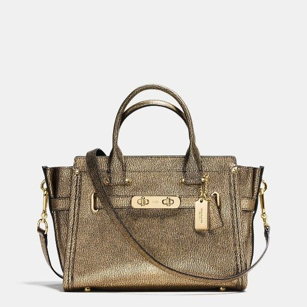 metallic-handbags-7 26+ Awesome Handbag Trends for Women in 2018