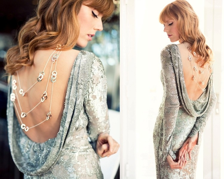multilayered-necklaces-6 23+ Most Breathtaking Jewelry Trends in 2021 - 2022
