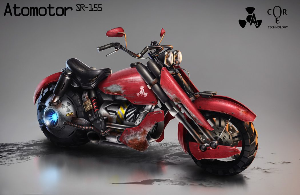 oV8C7I7-1 20+ Most Creative Future Bike Design Ideas