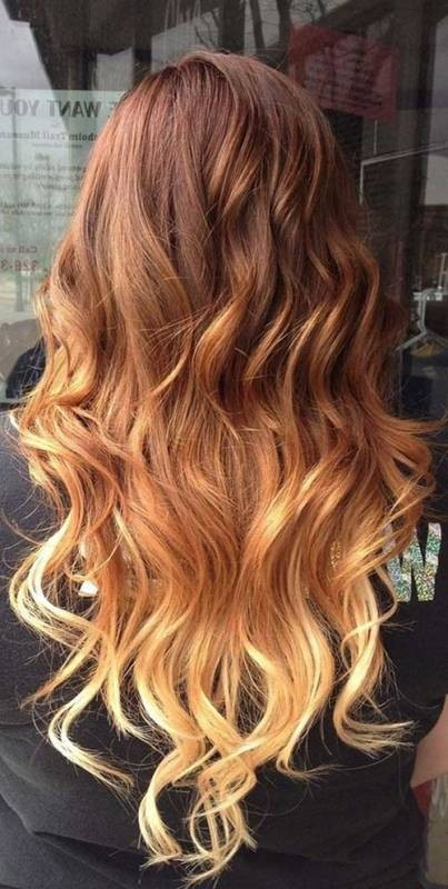 ombre-hair 31+ Marvelous Hair Color Trends for Women in 2018
