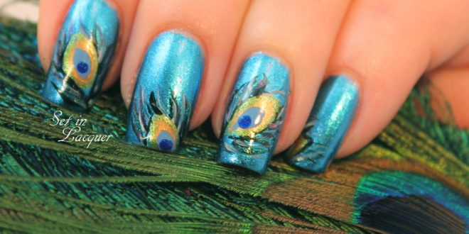 36 Easiest Feather Nail Art Designs Pouted Online Lifestyle Magazine