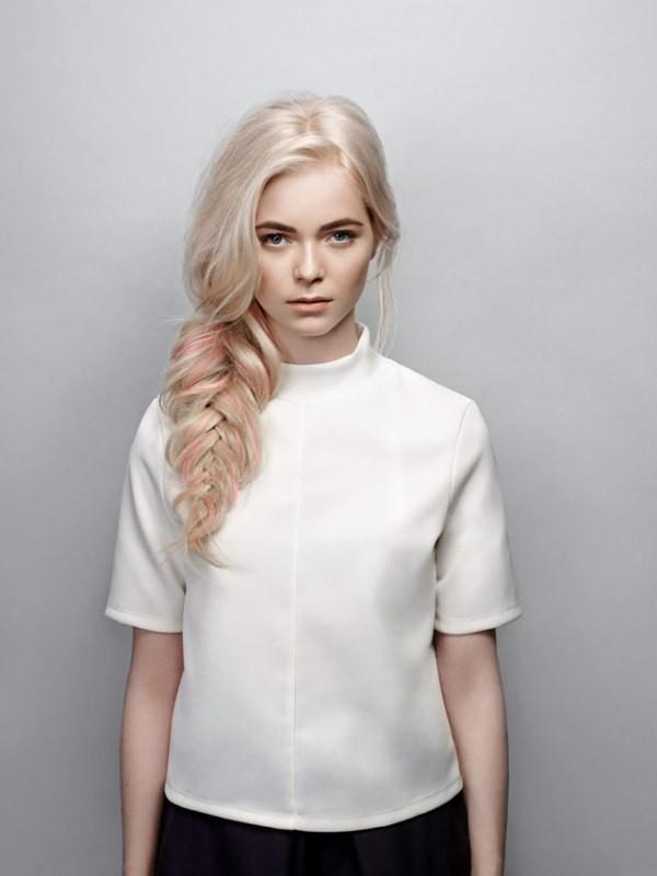 platinum-blonde-3 31+ Marvelous Hair Color Trends for Women in 2020