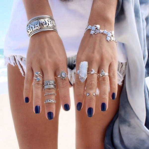 raw-stones-4-1 23 Most Breathtaking Jewelry Trends in 2017