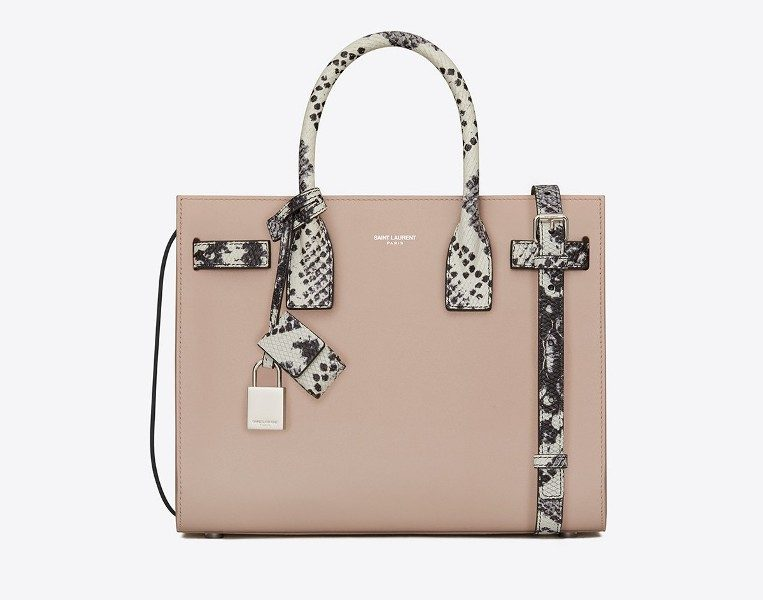 reptile-skin-handbags-5 26+ Awesome Handbag Trends for Women in 2020
